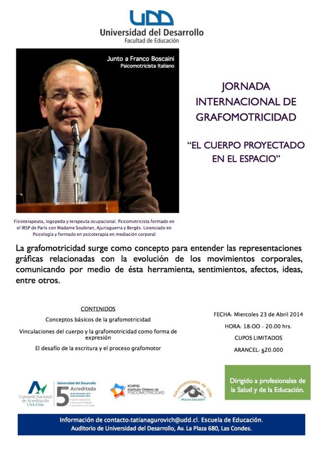 Seminario Internacional de Grafomotricidad